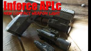 Inforce Aplc The Best New Weapon Light 2017 Review Surefire X300 Ultra Xc1 Comparison
