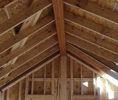 roof framing building strong stick