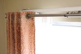 curtains over horizontal blinds tulungag work