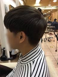 韓国メンズヘアスタイル髪型 Kpop韓国マッシュ