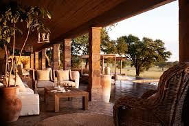 south african decor: seven of the best exclusive lodges in africa   jpg chongwe river house home decor
