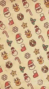 Kawaii Christmas For iPhone Wallpapers ...