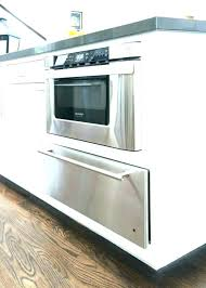 warming drawer under oven microwave from design matters vs second bosch s94