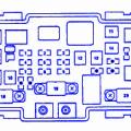 honda cr v vti 2012 front fuse box block circuit breaker diagram honda cr v 2003 main fuse box block circuit breaker diagram