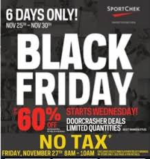 Sport Chek Flyer Sales And Coupons