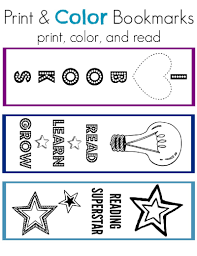 From there, you can choose the shape fill option to fill the inside of your bookmark with a particular color, textures, gradient or you can insert a picture from your saved files. Print Color Bookmarks Scholastic Parents