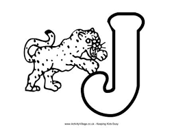 Find & download free graphic resources for alphabet j. Letter J Colouring Pages