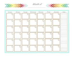 Best Monthly Calendars Ideas On Free Printable Pertaining To Cute ...