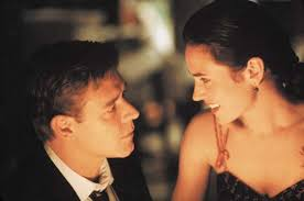 john nash american mathematician com russell crowe and jennifer connelly in a beautiful mind