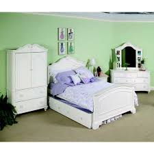 white girl bedroom furniture. View Larger. White Girls Bedroom Furniture IzFurniture Girl I