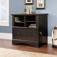 Bookshelf Filing Cabinet Harbor View Lateral File 403681 Sauder