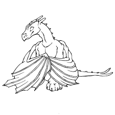 Pypus is now on the social networks, follow him and get latest free coloring pages and much more. 35 Free Printable Dragon Coloring Pages