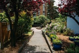 Garden Design For Visually Impaired Ethel L Dupars Fragrant Garden The Lighthouse For The