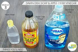 dawn dish soap kills fleas 1 tablespoon