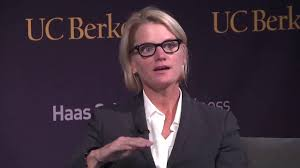 Haas Dean's Speaker Series with Christie Smith - YouTube