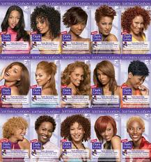Dark And Lovely Permanent Hair Color Chart Sbiroregon Org