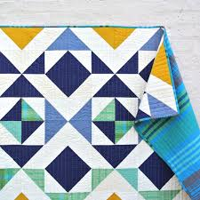 FREE Bird Watching Quilt Pattern - Suzy Quilts & Nordic Triangles Adamdwight.com