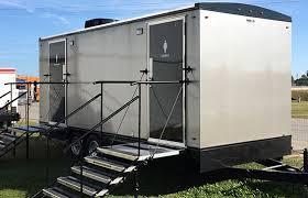 bathroom trailers. Interesting Trailers Pit Stop Bathroom Trailer Inside Trailers O