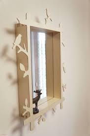 diy cardboard deer head template cardboard mirror frame 1743 2018 09