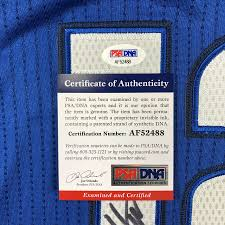 Steven Adams Signed Jersey - PSA DNA