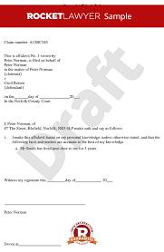 Affidavit Rl Affidavit Of Birth Certificate Sample New How To Write