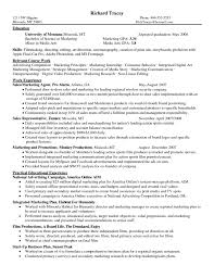 food runner resume sample