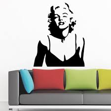 Marilyn Monroe Living Room Decor Online Get Cheap Marilyn Monroe Wall Decor Aliexpresscom