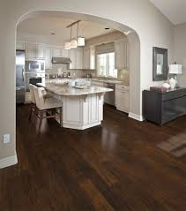 Hardwood Floors In The Kitchen 34 Kitchens With Dark Wood Floors Pictures Homes Design Inspiration