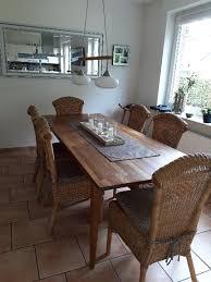 Lovely Esszimmer Gr Tisch Mit 6 Stühlen Und Spiegel