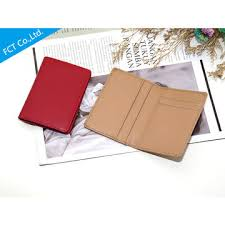 China Leather Name Card Holder Leather Card Set From Shenzhen