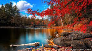 Autumn Scenes Desktop Wallpapers - Top ...