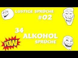 Lustige Sprüche002 34 Alkohol Sprüche Youtube