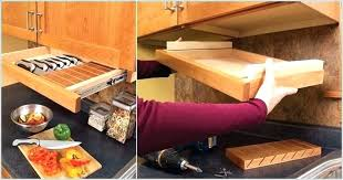best way to store kitchen knives best way to store knives creative ways to store  kitchen