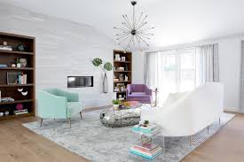 los angeles lilac color with modern kids rugs living room midcentury and gray rug stone wall