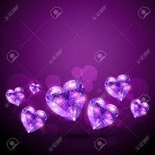 Beautiful Heart Design Beautiful Shiny Diamond Heart Design