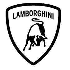 lamborghini logo black and white. Exellent And Lamborghini Icon And Logo Black White N