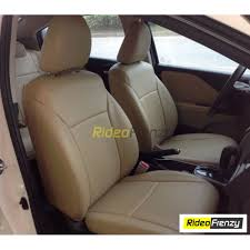 premium leather seat covers for honda city
