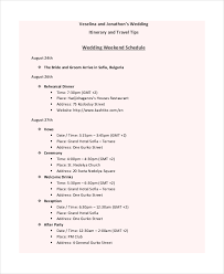 s images template net wp content uploads 201 Wedding Week Itinerary Template Wedding Week Itinerary Template #17 wedding week itinerary template design
