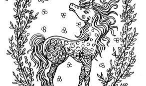 Disegni Di Unicorni Kawaii Migliori Pagine Da Colorare