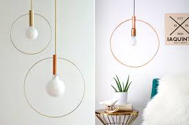 Chic Just Got Cheap: DIY This $375 Pendant Light for $60!  Kristi Murphy |  DIY Blog