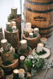 uses for logs swoon worthy non floral centerpieces https liwlogsaarmymil  before . uses for logs ...