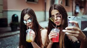 Community girl teen type