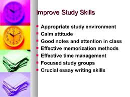 how to improve study skills in middle school  5 improve study skills