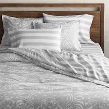 marimekko mandariini duvet covers and pillow shams crate barrel within inspirations 3
