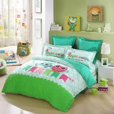 kids full size bedding owl