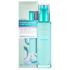 l oréal paris hydra genius liquid care moisturiser sensitive skin 70ml lookfantastic