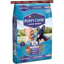 Purina Puppy Chow Weight Chart Purina Puppy Chow Large Breed 16 5 Lb Walmart Com