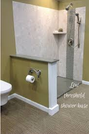 bathroom remodeling cleveland ohio. Diy Shower Wall Panels And Low Threshold Solid Surface Glamorous Bathroom Remodeling Cleveland Ohio Design D