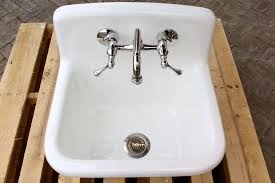 vintage style deep utility sink antique
