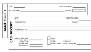 Cash Receipt Forms Free Cash Receipt Template For Word